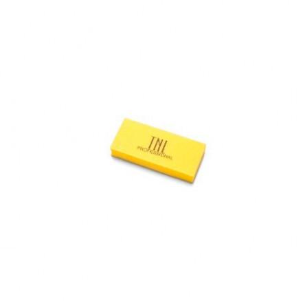 Баф TNL, medium, желтый, в индивидуальной упаковке