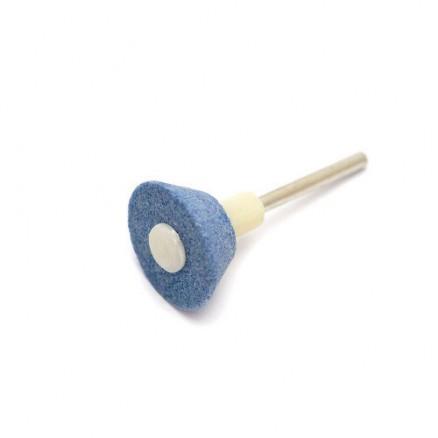 Керамическая насадка, обратный конус, голубая