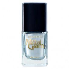 Лак для ногтей Relouis Metal Glam, №05 Серебряный, 11,7 гр