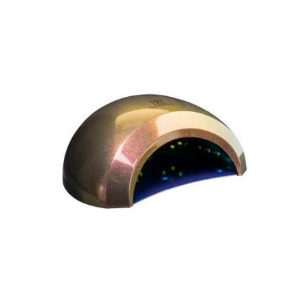 UV LED-лампа TNL, 48 W, хамелеон оливковый