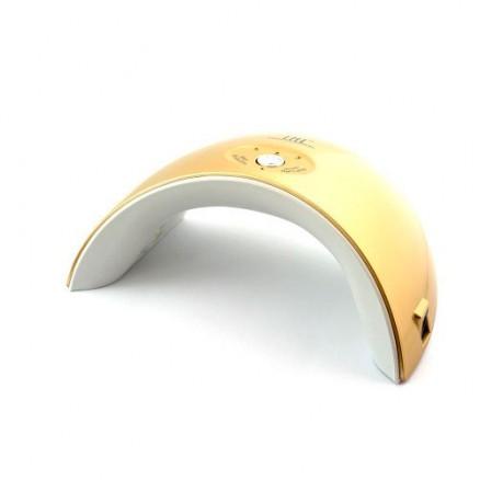 UV LED-лампа TNL, 36 W Mood, золотая