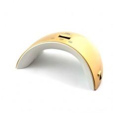 UV/LED-лампа TNL, 36 W, Sense, золотая