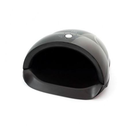 UV/LED-лампа TNL, 24 W, Quick, черная