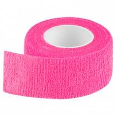 Лента защитная, 2,5см х 3 м, розовая