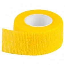 Лента защитная, 2,5см х 3 м, желтая