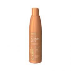 Бальзам обновление цвета Estel, для волос теплых оттенков блонд (бежевый/нейтральный), серия Curex Color Intense 250 мл