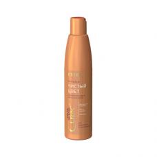 Бальзам обновление цвета Estel, для волос коричневых оттенков, серия Curex Color Intense 250 мл