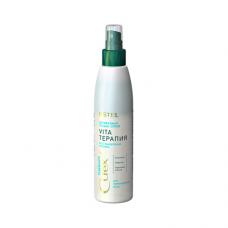 Двухфазный лосьон-спрей Estel, интенсивное восстановление для поврежденных волос, серия Curex Therapy 200 мл