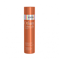 Деликатный шампунь Estel, для окрашенных волос, серия Otium Color Life 250 мл