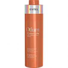 Деликатный шампунь Estel, для окрашенных волос, серия Otium Color Life, 1000 мл
